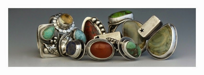 Jewelry with an Organic Style