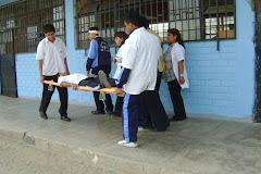 Participación activa de las Brigadas de Defensa Civil Isabelina.