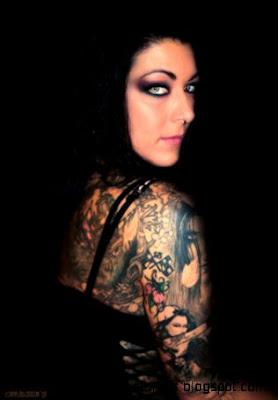 gudu ngiseng blog tattooed woman