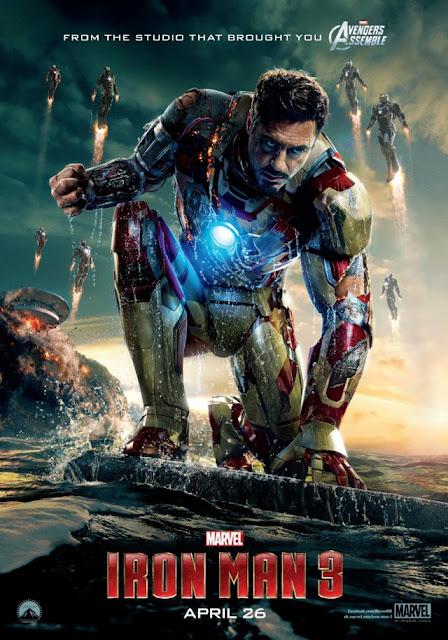 Iron Man 3 2013 اون لاين مترجم