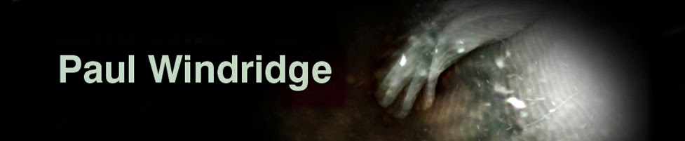 Paul Windridge video art, music video and sound
