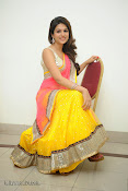 Shraddha das photos in Saree at Rey audio launch-thumbnail-4