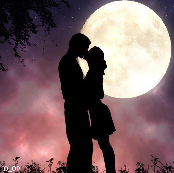 Image result for picture of a a couple dancing in the moonlight