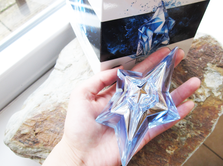 Thierry Mugler Angel Gravity Refillable Star Bottle review