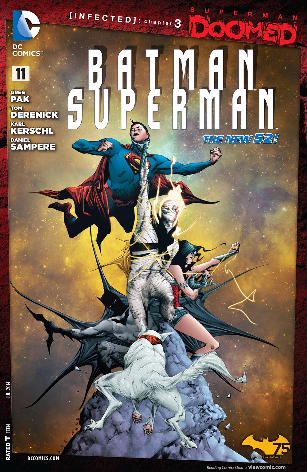 superman sonderband 52