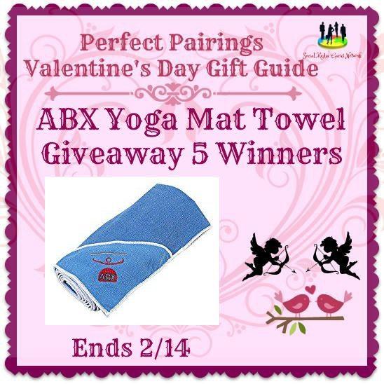 ABX Yoga Mat Towel Giveaway