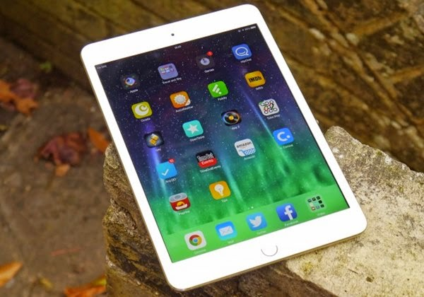 Apple IPad Mini 3 Is Re Back of Apple 7