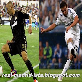 Karim Benzema vs Gonzalo Higuain