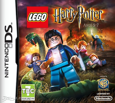 Lego Harry Potter: Años 5-7 [NDS]