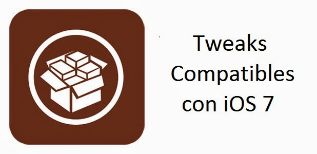 Tweak Compatibles con iOS 7