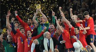 El 2011 fue el año de las selecciones españolas