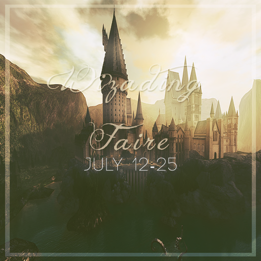 July 12 – Wizarding Faire 2015