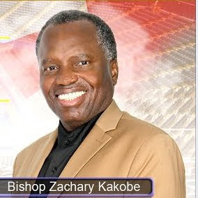 BISHOP ZACHARY KAKOBE