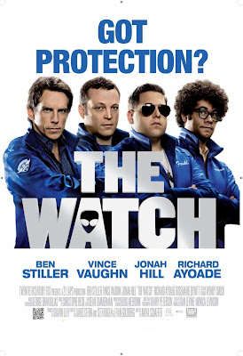 The Watch 2012 póster