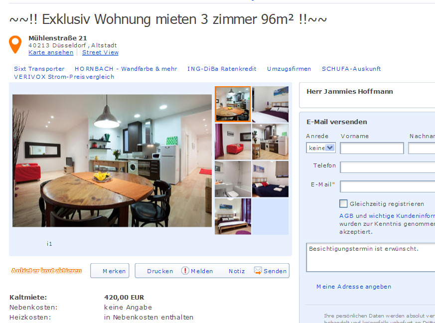 Bonn Wohnung Mieten Zentrum