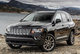 2014 Jeep Compass and Patriot get available PowerTech six-speed auto, modest changes