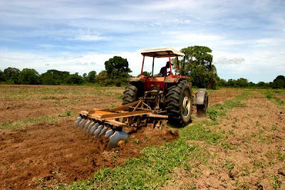 Los Problemas Agropecuarios de México