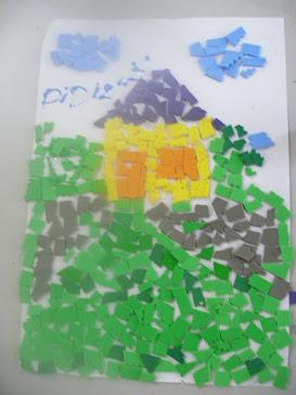 Trabalhando com mosaico