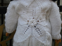 "18"" doll knitting pattern."
