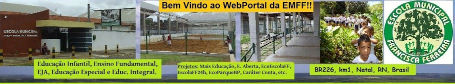 Blog da Escola Municipal Francisca Ferreira