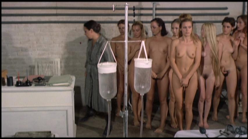 Порно в немецких концлагерях