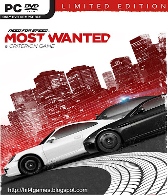 Need For Speed Most Wanted 2-PC