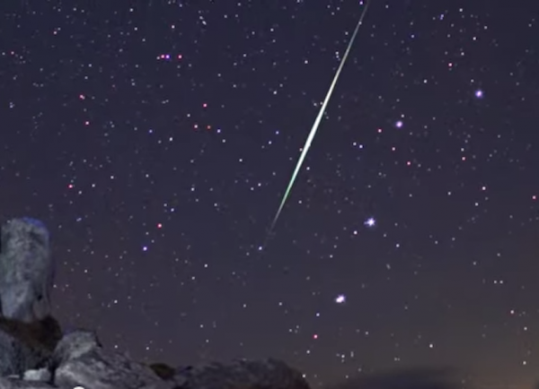 perseid meteor shower 2014 and super moon images
