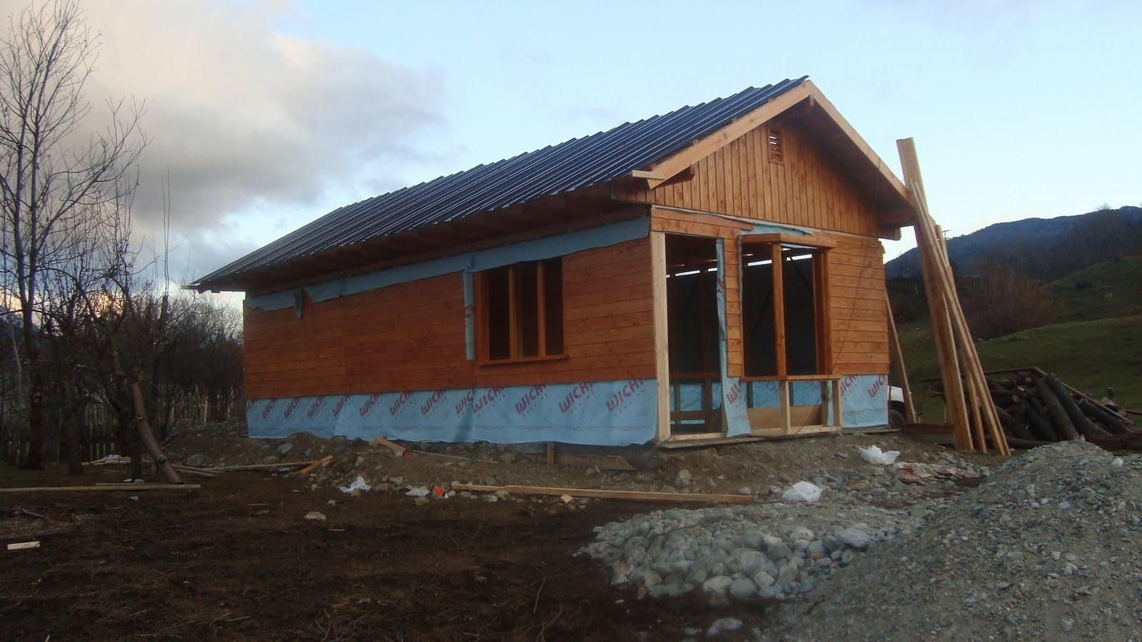 Patagonia andina forestal avance en la construcci n de la for Construccion de viveros forestales