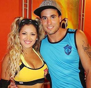 Gino Assereto y Michelle Soifer