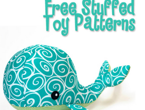 Free Stuffed Toy Pattern Frugal Family Fair