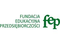 Logo Fundacji Edukacyjna Przedsiębiorczość