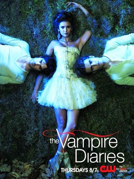 Nhật Ký Ma Cà Rồng 1 - Vampire Diaries Season 1