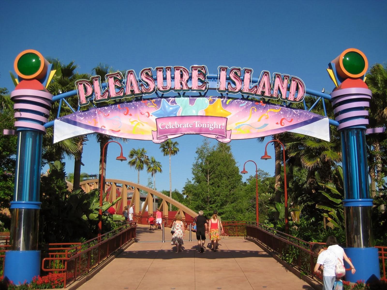 Amc pleasure island florida