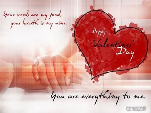 Hình ảnh đẹp về ngày lễ tình nhân Valentine 14-02
