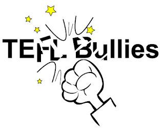 TEFL bullies