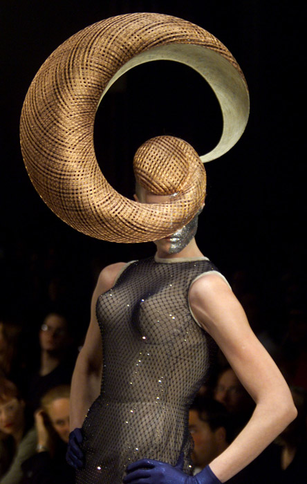 Lady J In Lotus Pose: Hats Are Back Thanks to Philip Treacy