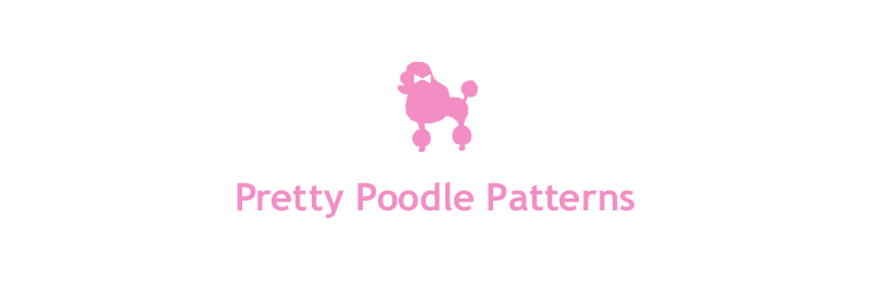 Pretty Poodle Patterns { kawaii twitter backgrounds }