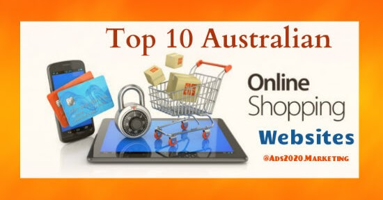 Ecommerce in australia 10 most trusted websites for for Trusted websites for online shopping
