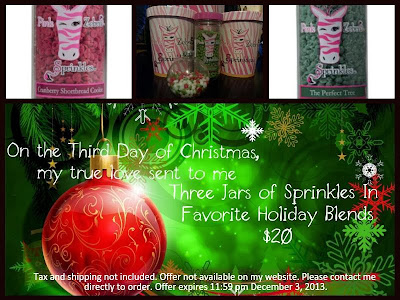 Pink Zebra 3rd day of Christmas SALE! image