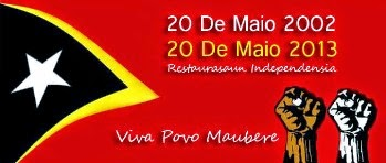 INDEPENDNCIA DE TIMOR-LESTE