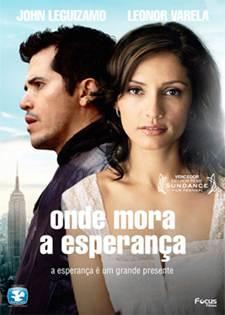 Onde Mora a Esperança RMVB Dublado + AVI Dual Áudio DVDRip + Torrent DVD-R