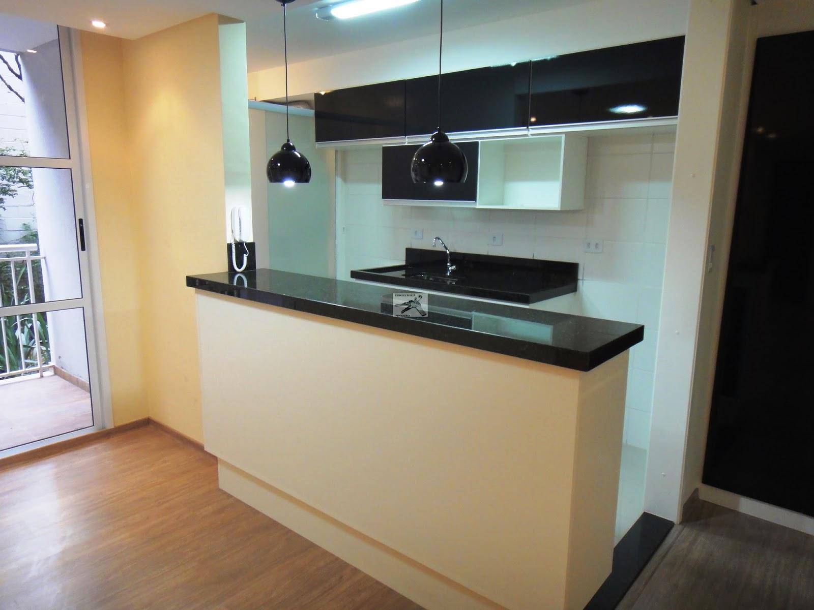Cozinha Americana Planejada Para Apartamento Cozinha Area