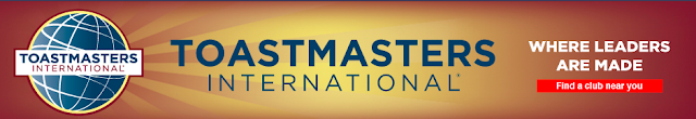 Toastmasters - Where Leaders Are Made