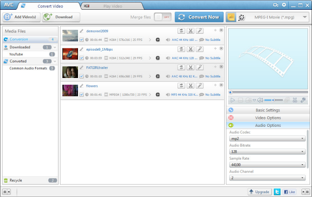 Any Video Converter 5.0