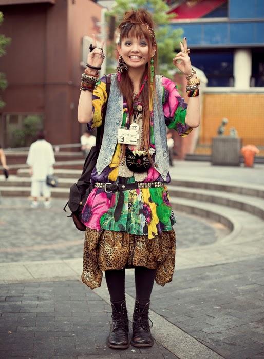 Japan clothes