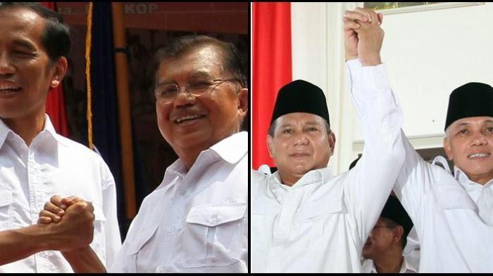 Debat Capres Jokowi vs Prabowo