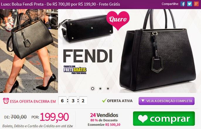 http://www.tpmdeofertas.com.br/Oferta-Luxo-Bolsa-Fendi-Preta---De-R-70000-por-R-19990---Frete-Gratis-997.aspx