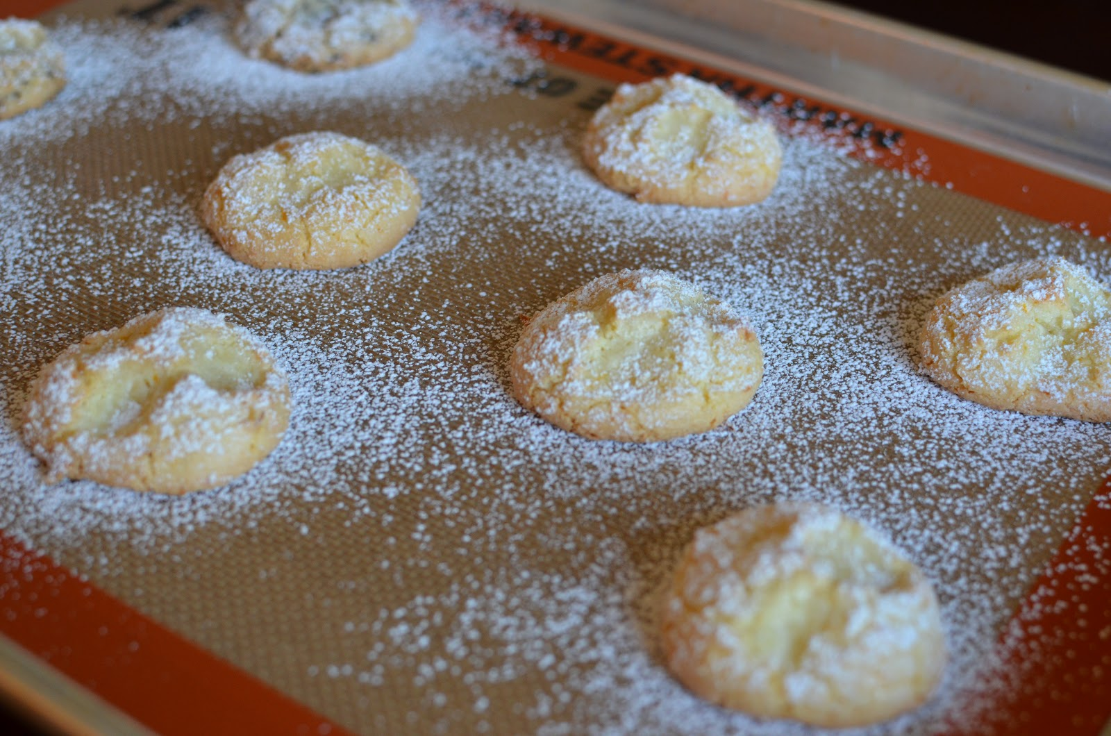 Playing with Flour: Another reason to break out the almond paste