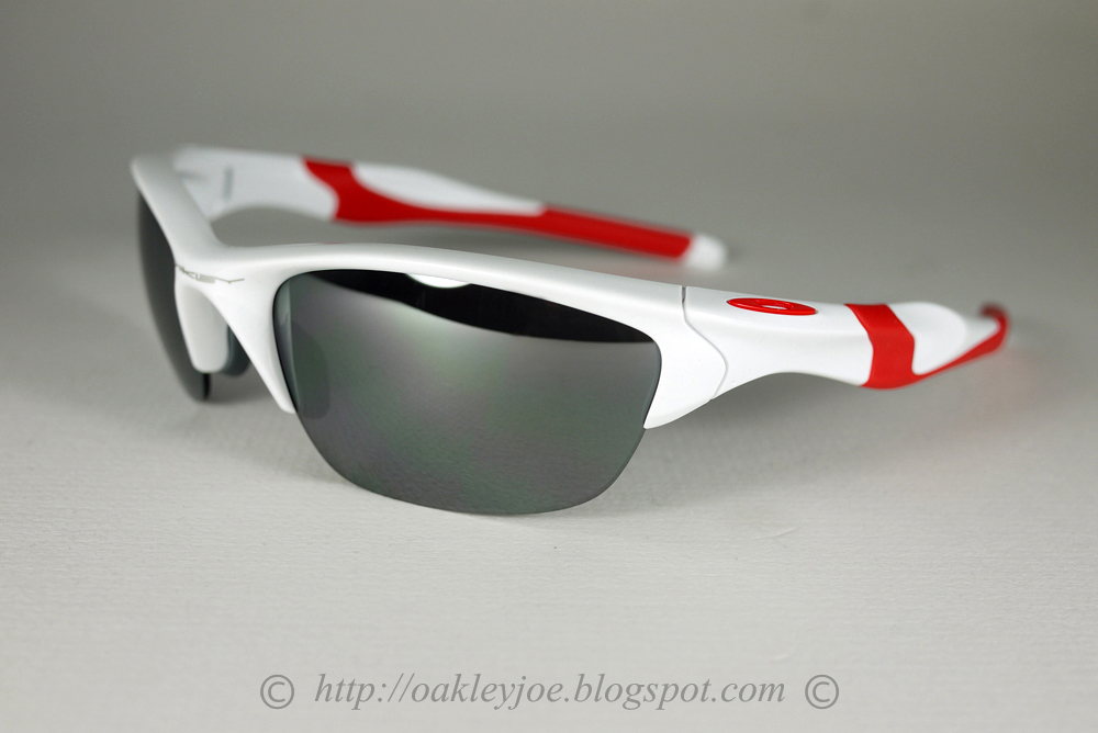 oakley half jacket 2.0 lenses polarized vtma  Oakley Half Jacket 20 Polished White