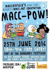 See you at MACC-POW! on Saturday 25th June!